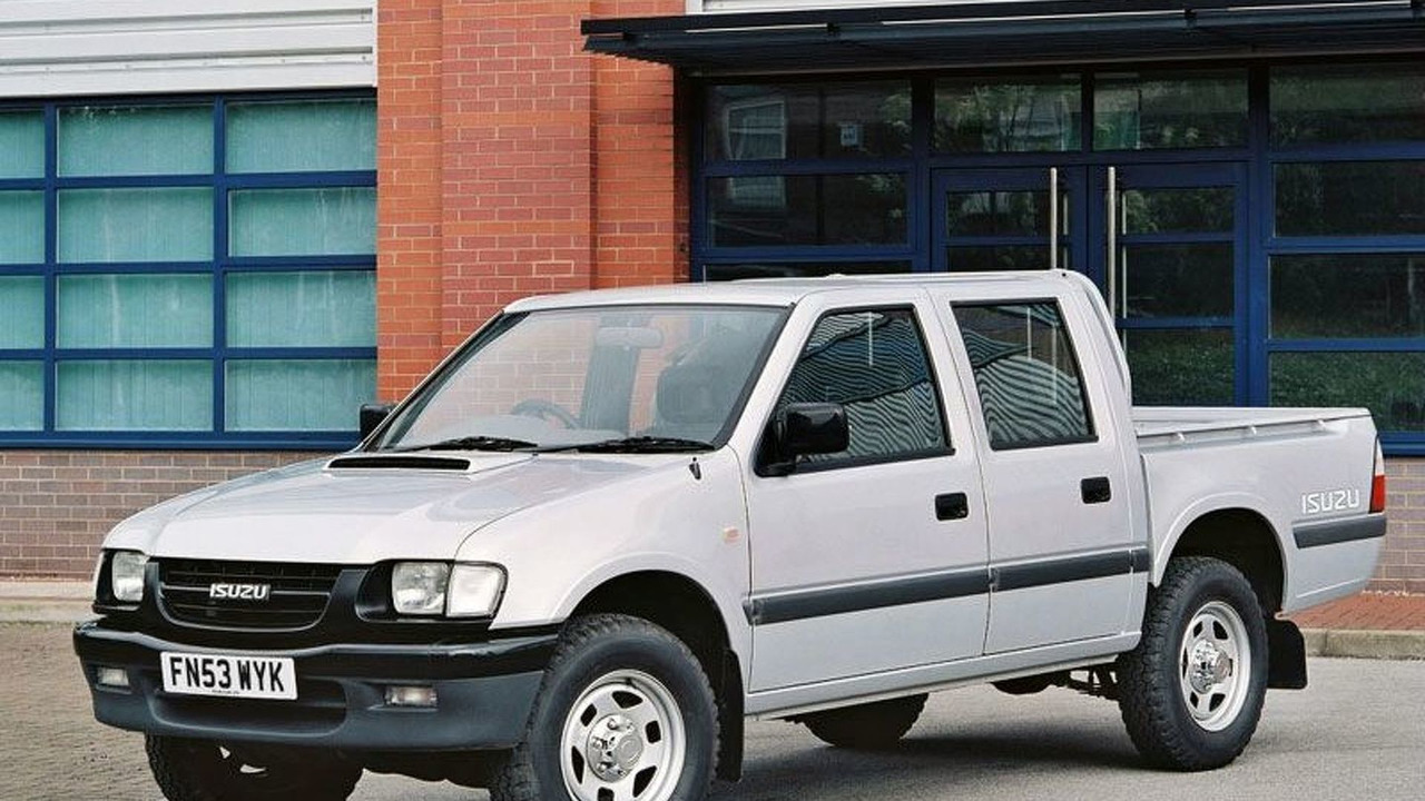 Isuzu TF Pickup