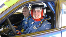 Excite Rallye Raid Team D4 WN5 drivers Andrew Coley and Martin Rowe 23.09.2011