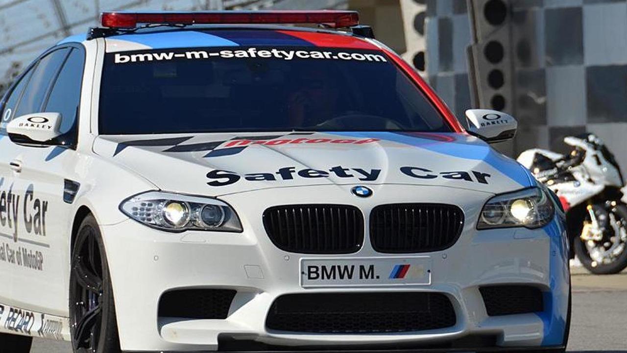 2012 BMW M5 Safety Car - 29.8.2011