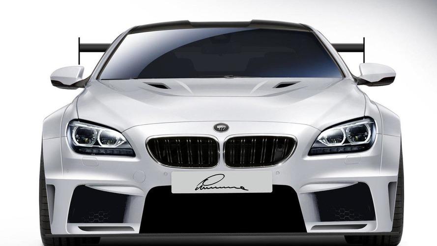 Lumma Design CLR 6 M previewed - Based on the BMW M6