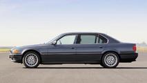 BMW 750iL (E38) 26.10.2012