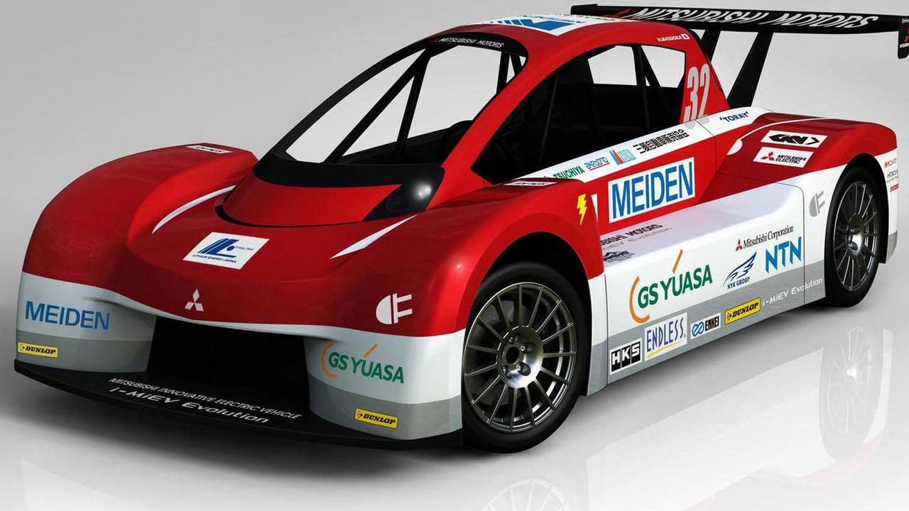 Mitsubishi i-MiEV Evolution 18.5.2012
