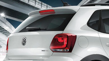 Volkswagen CrossPolo Urban White announced