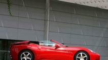 Ferrari California gets Advanced Unveiling to Lucky Audience Ahead of Paris