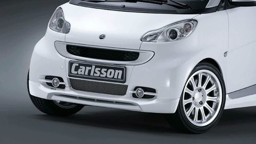 Carlsson Adds smart fortwo to Product Line