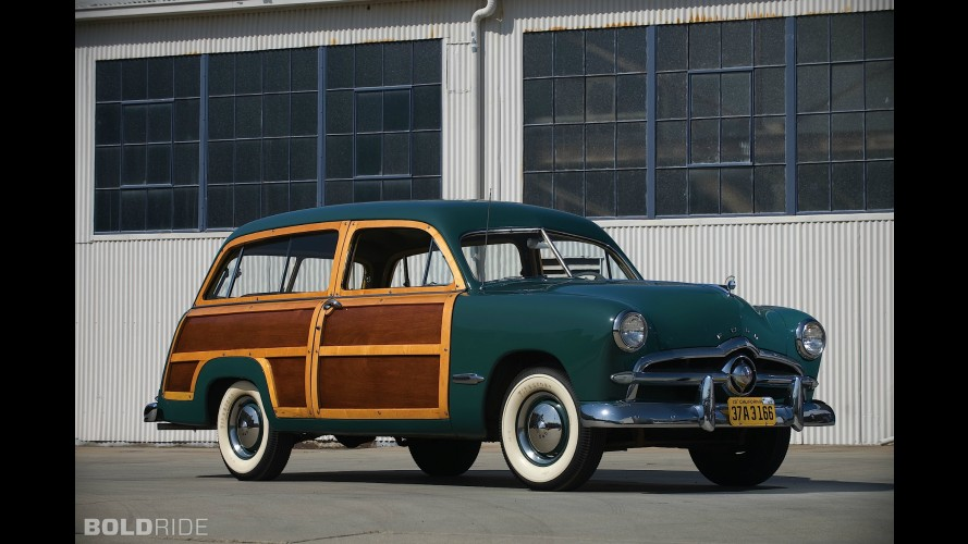 Ford Woodie Station Wagon