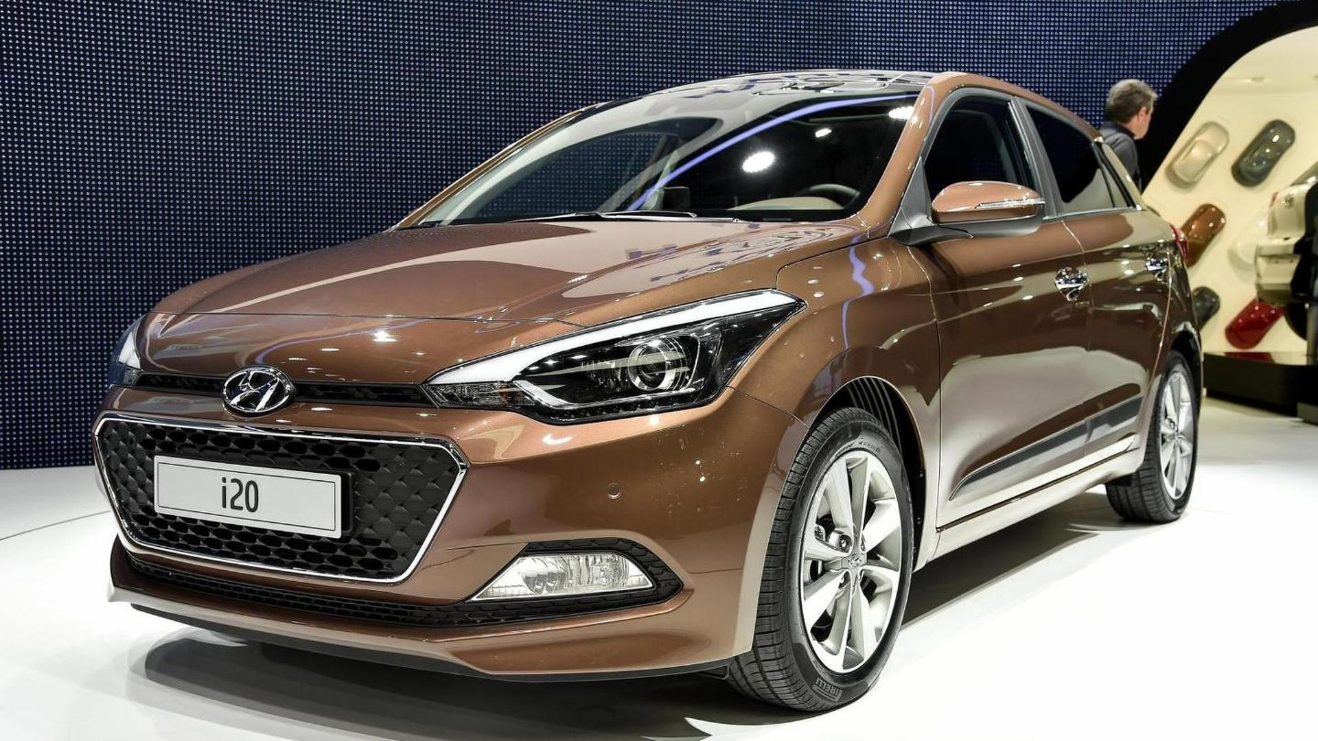 Hyundai i20 wagon considered among other body styles