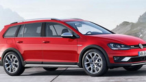 Volkswagen Golf Alltrack unveiled, goes on sale in mid-2015