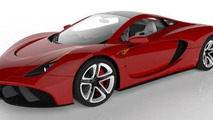 Ukrainian company prepares new supercar
