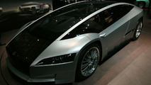 Giugiaro Quaranta concept unveiled at Geneva