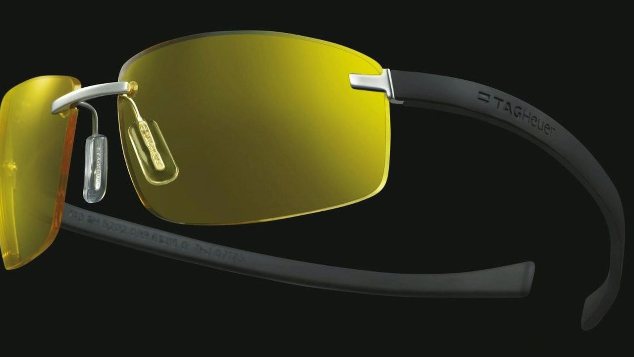 Tag Heuer Night Vision eye glasses