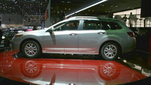 Honda Accord Sedan and Wagon Debut for Geneva