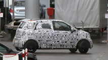 2014 Smart ForFour spy photo