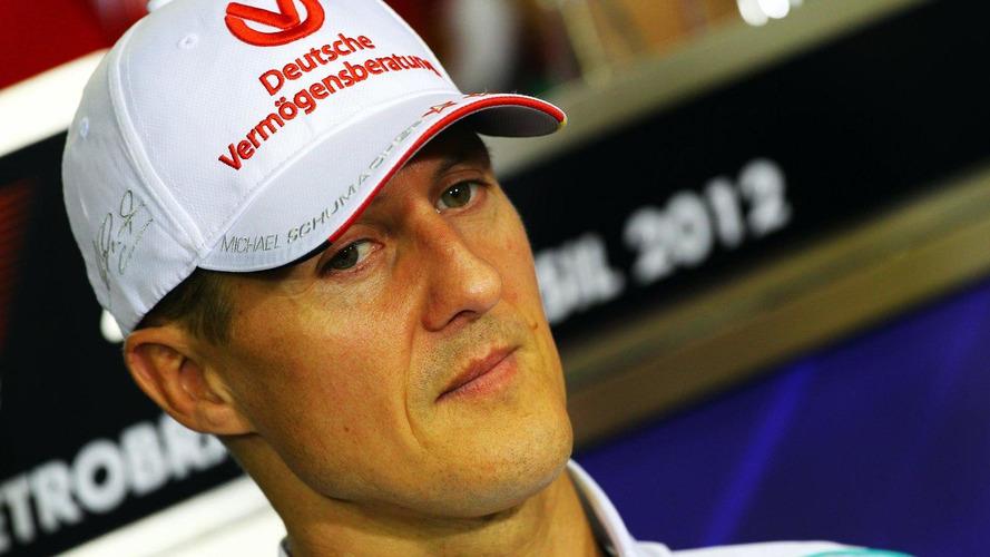 Schumacher signs EUR 21m cap sponsor deal