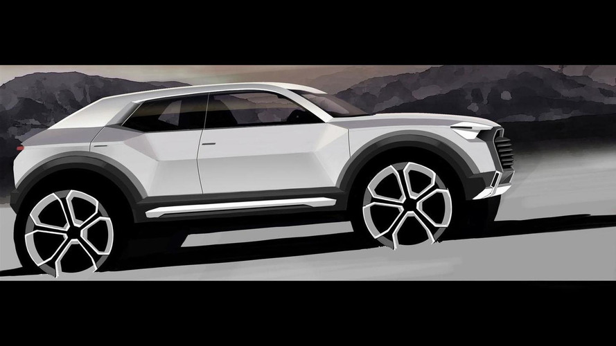 Audi Q1 was supposed to be called Q2 but FCA refused to sell the name rights