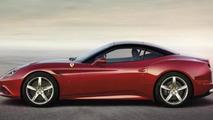 2014 Ferrari California T leaked photo (not confirmed)
