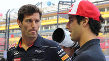 Webber tips Ricciardo to 'go well' against Vettel