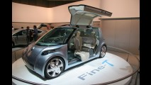 Toyota Fine-X Fine-T Concept