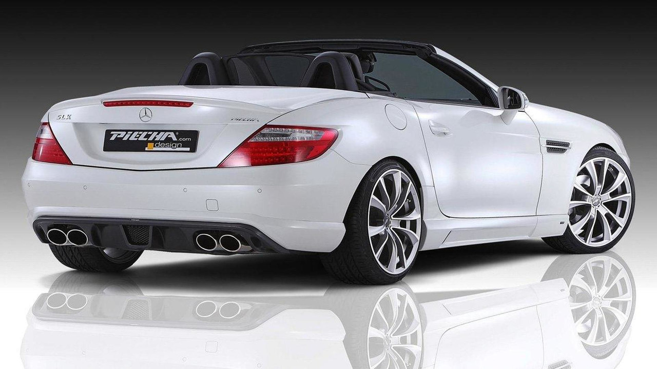 Piecha Accurian RS based on Mercedes SLK R171, 1280, 10.05.2011