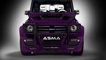 ASMA General G-Wagen looks very familiar