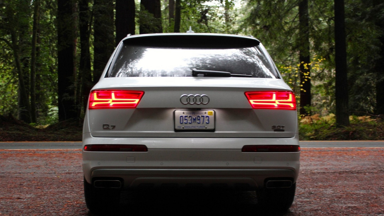 Audi Q7 First Drive Photo Gallery Autoblog | 2017 - 2018 Best Cars ...