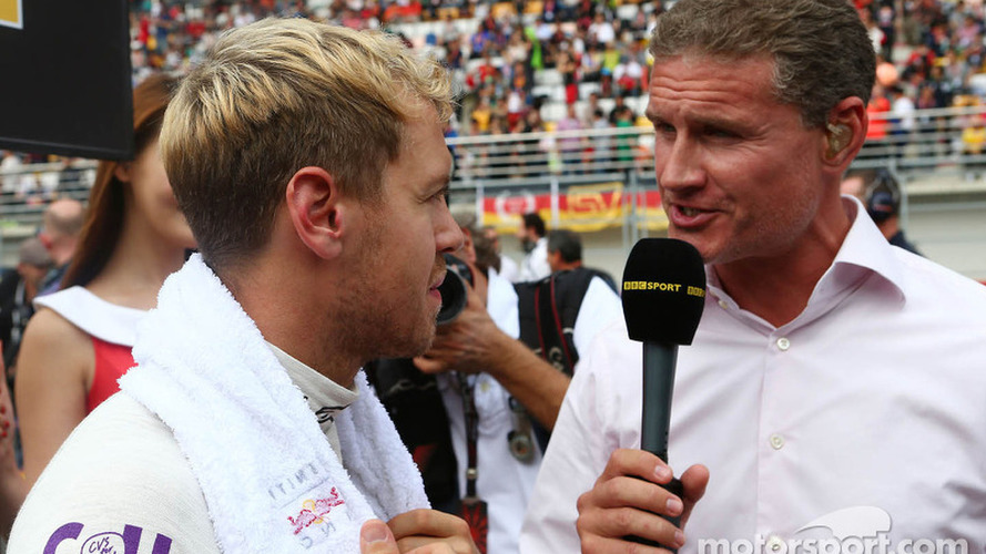 Coulthard joins Channel 4's TV line-up