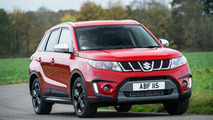 Suzuki UK launches more powerful Vitara S with 140 PS