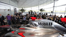 Mercedes-McLaren MP4-24 2009 F1 Car