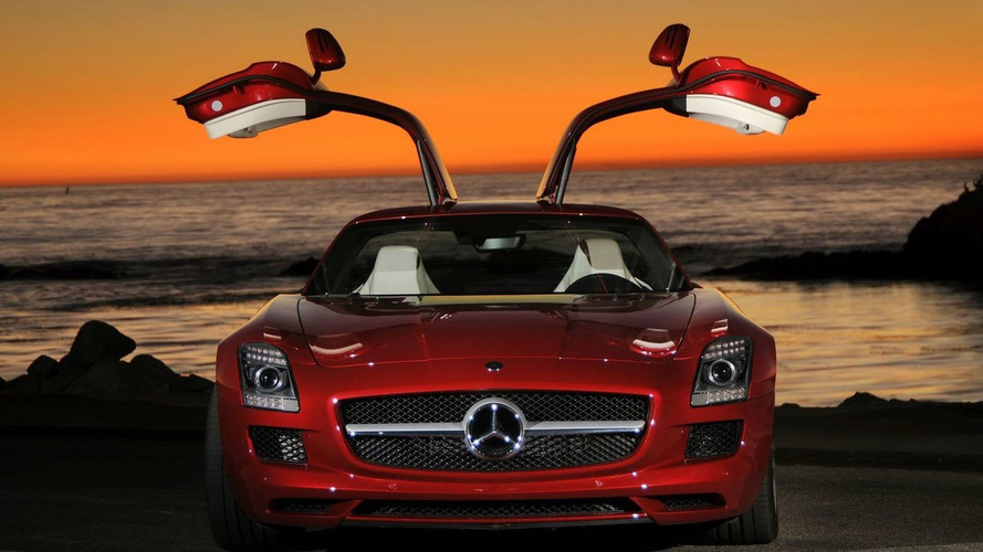Mercedes SLS AMG Black Series confirmed