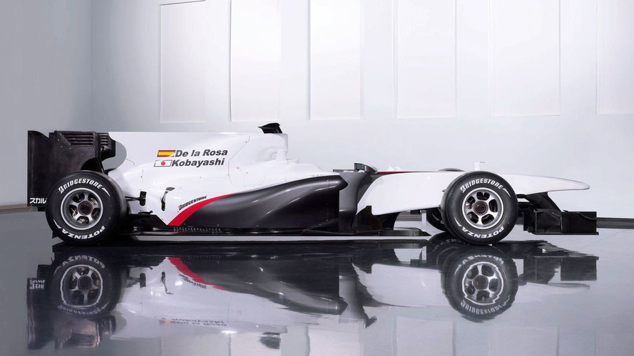 More stickers likely for Sauber livery - boss