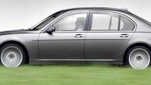 BMW 7-Series High Roof