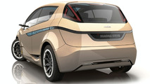 Magna Steyr Mila EV Concept Details and Photos Released