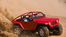 Mopar Underground Unveils Jeep Lower Forty and Grand Canyon II Concepts in Moab