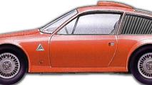 Zagato reveals Alfa Romeo TZ3 Corsa race car