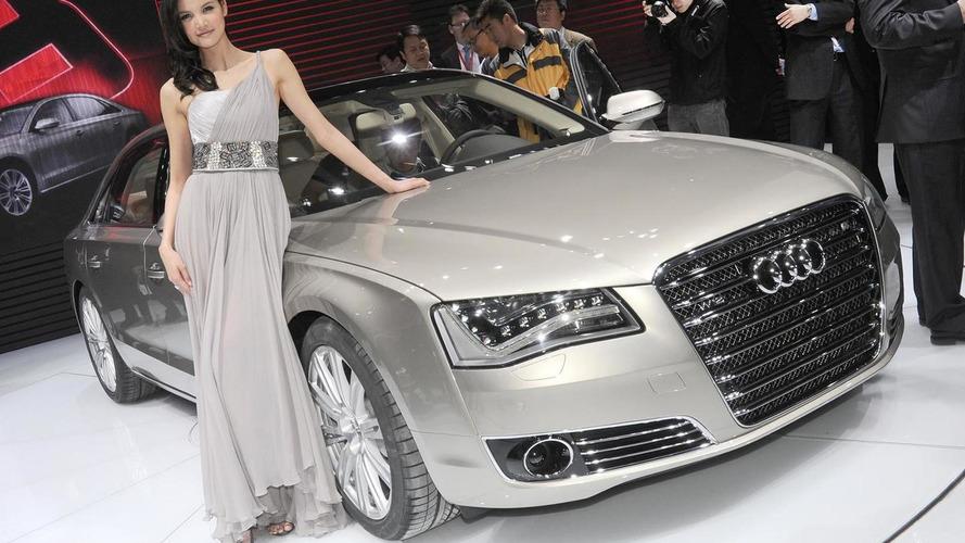 2011 Audi A8 L announced - keeps W12 engine
