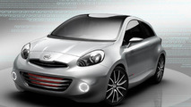 Nissan Compact Sports Concept car unveiled in Shanghai