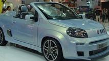 Fiat Uno Cabrio concept set for Sao Paulo Motor Show debut