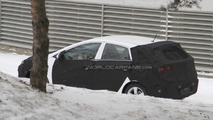 2012 Hyundai i30 spied winter testing in Germany