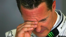 Schumacher not taking criticisms seriously