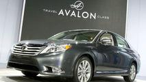 2011 Toyota Avalon facelift, Chicago Auto Show - 10.02.2010