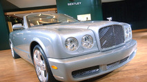 Bentley Azure convertible replacement to be based on Mulsanne