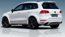 Volkswagen Touareg II wide body by JE Design 02.04.2011