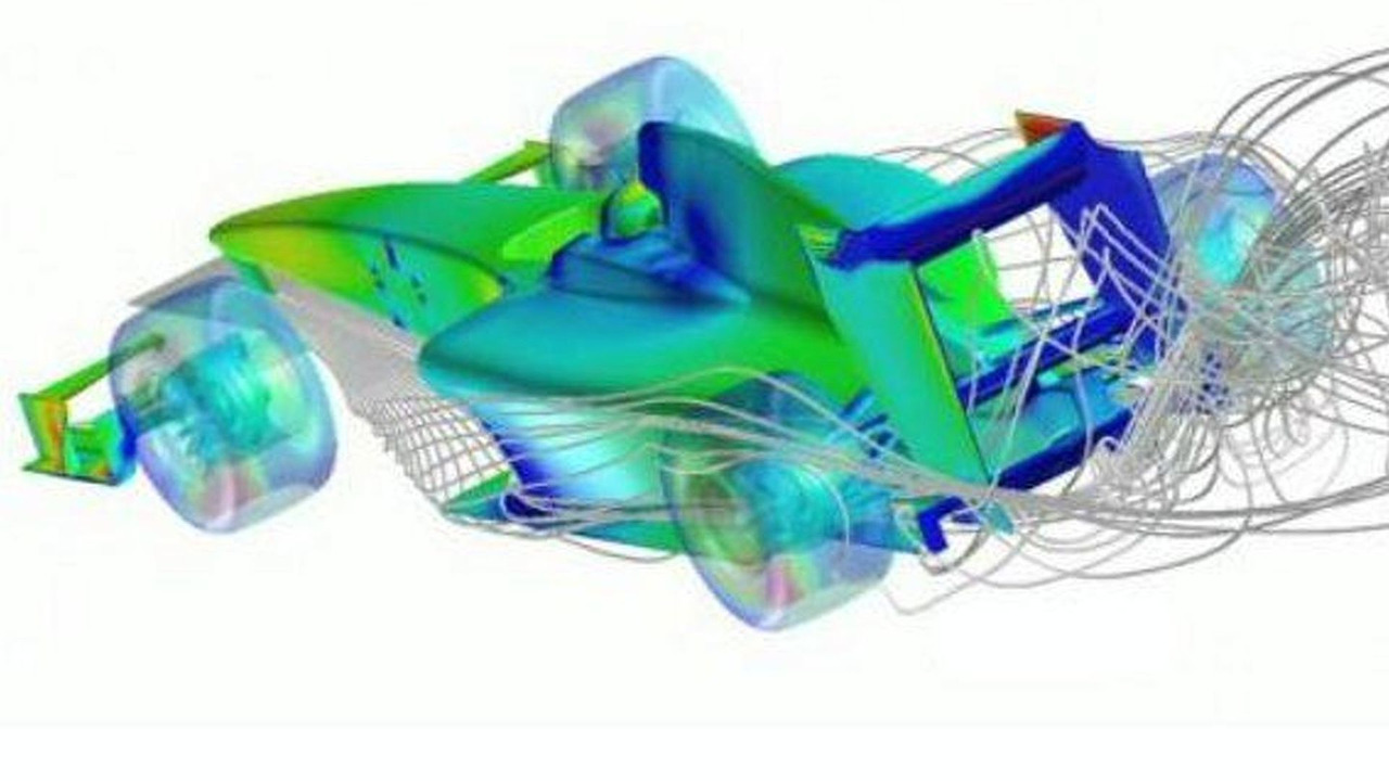 USF1 CFD illustrations - 600