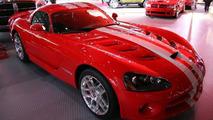 2008 Dodge Viper SRT10 at NAIAS