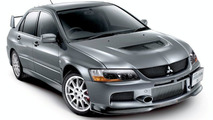 Mitsubishi Lancer Evolution FQ360 Special Edition (UK)
