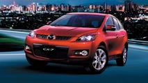 Mazda Launches New Crossover SUV Mazda CX-7 in Japan