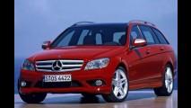 Mercedes Classe C Estate será apresentada em Frankfurt