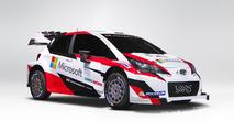 Toyota 2017 WRC return