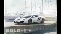 McLaren MSO 12C Concept Car