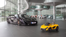 McLaren unveils all-electric P1... for six-year-olds